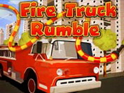 Fire Truck Rumble Hacked
