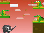 Play Fruit Bouncer 2