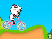 Goat On Bike Hacked