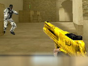 Gold Desert Eagle Hacked