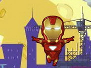 Iron Man Learn to Fly