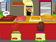 Lady Gaga Hot Dog Hacked