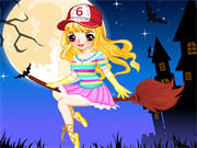 Magic Girl Dress Up