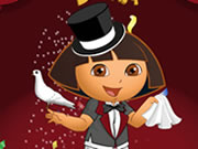 Magician Dora Dress Up