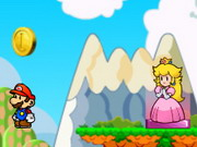 Mario Princess Kiss Hacked