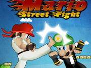 Play Mario Street Fight