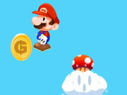 Play Mario Super Jump Hacked
