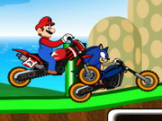 Mario Vs Sonic Racing Hacked