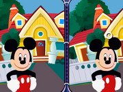 Mickey Mouse Differences