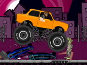Monster Truck Zombie Crusher Hacked
