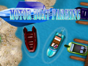 Play Motor boat parking