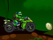 Ninja Turtle Dirt Bike Hacked