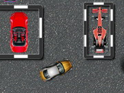 Obstacle Car Parking 2