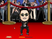 Oppa Gangnam Red In Carpet Hacked