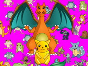 Play Pokemon Click Alike