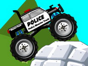 Police Monster Truck Hacked