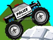 Play Police MonsterTruck