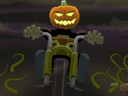 Pumpkin Head Rider Hacked