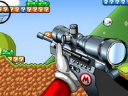 Rifleman Mario Hacked