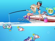 Sexy Girls Fishing