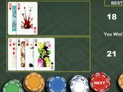 Play SIMPLE BlackJack 21