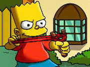 Play Simpsons Slingshot