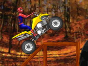 Spiderman Motocross Hacked