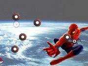 Spiderman Space Shooting Hacked