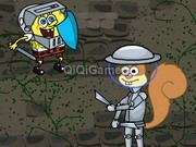 Sponge Bob: Knight's tournament