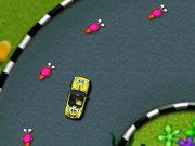 Spongebob Speed Car Racing Hacked