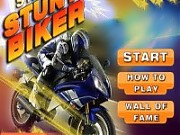 Star Stunt Biker Hacked