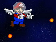Super Mario Sky Shooter Hacked