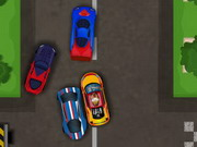 Play Superhero Racer