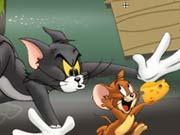 لعبة توم وجيري ومطاردة مارش