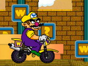 Wario Bike Adventure Hacked