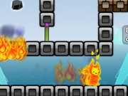 Adventure Time Games: Flambo's Inferno Hacked