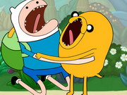 Adventure Time Jugle