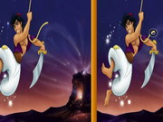 Aladdin Spot The Differences Hacked