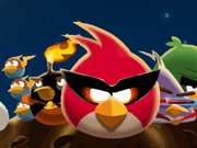 Angry Birds Space Bike Hacked