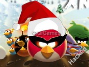 Angry Birds Space: Xmas Hacked