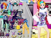 Barbie in Monster High