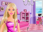 Barbies Decorate Bedroom