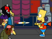 Bart Simpson Kaboom Hacked