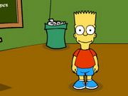 Bart Simpson Saw Game 2 Walkthrough