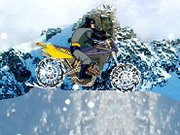 Batman Winter Bike Hacked