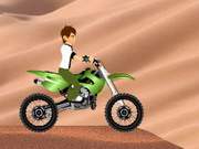 Ben 10 Desert Race Hacked