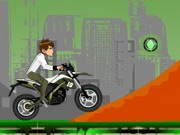 Ben 10 Dirt Bike Hacked