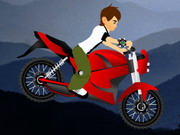 Ben 10 Motorcycle Rush