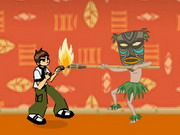 Ben 10 Surma Battle Hacked