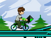 Ben 10 Winter Bmx Hacked